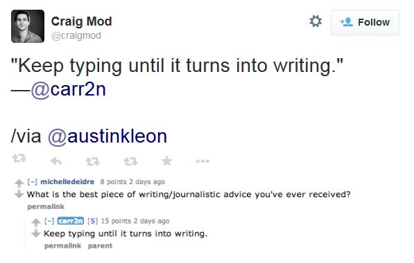 keep-typing